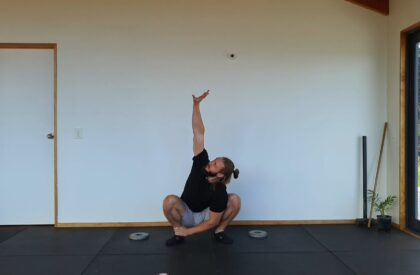 Bodyweight Workout Primal Moves