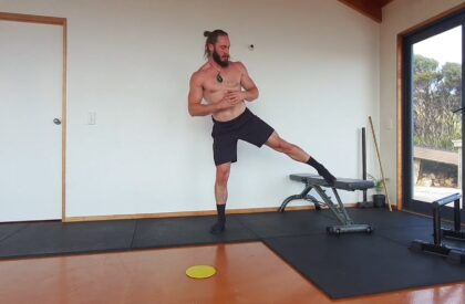Lower Body Mobility Online Training