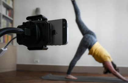 THE RISING POPULARITY OF ONLINE FITNESS