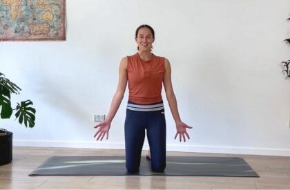Tutorial: Downward Dog Hand Placement